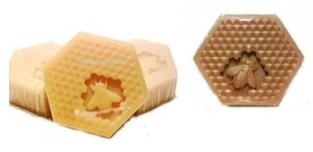 Honigseifen Auswahl