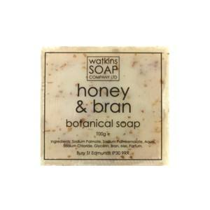 Honey & Bran Botanical Soap
