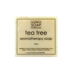 Tea Tree Aromatherapy Soap