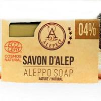Aleppo Seife Natural