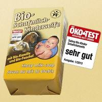 Kinder- und Babyseife in Bio Qua...